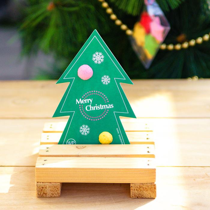 (複製)WOOPAPERS|種子紙聖誕卡 Merry Christmas (紅鼻子麋鹿 Red Nose Moose)