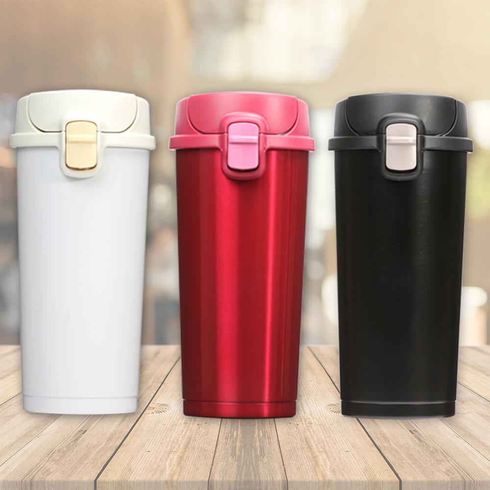 plastudio Pop! Mug 不鏽鋼保溫杯-白色
