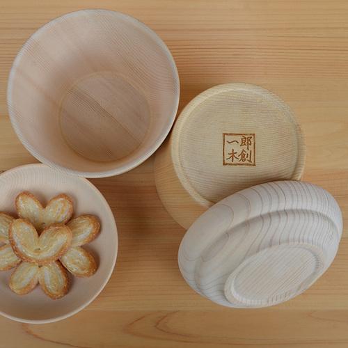 一郎木創|湯杯 木製杯