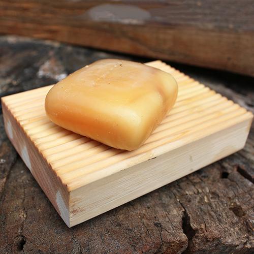 一郎木創|無垢皂盤