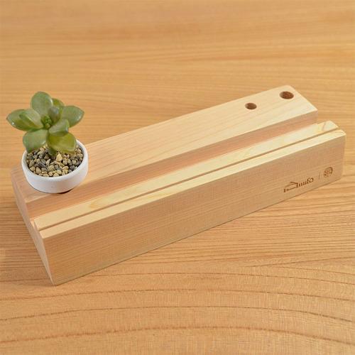 一郎木創|小綠意 平板座+筆槽
