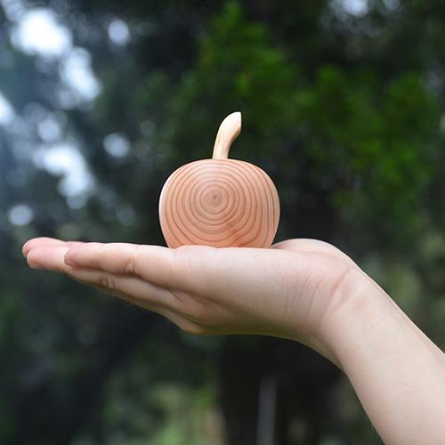 一郎木創|心持木mini蘋果 薰香小蘋果