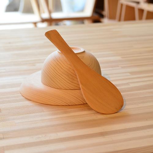 一郎木創|台檜飯匙
