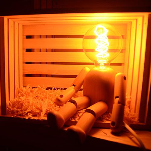 一郎木創|Hinoki小樹燈 療鬱燈飾