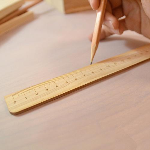 一郎木創|木直尺30cm (2入)