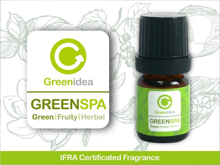 Green Idea|火山岩擴香瓶(含 5ml Green Spa 香氛)