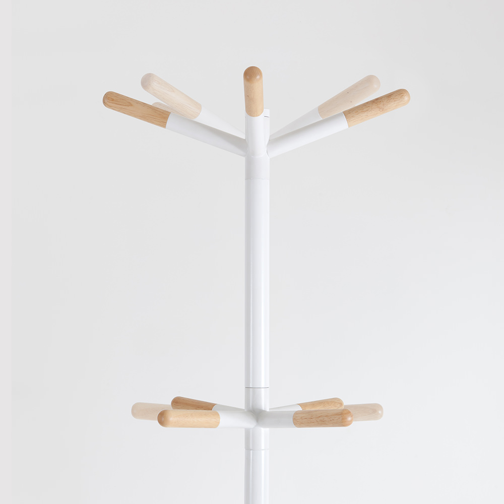 Kozy|旋轉樹衣帽架 SPIN TREE