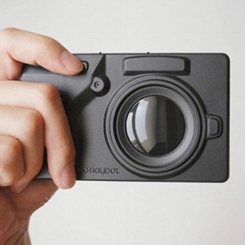 RayDot|相機筆記本(白)