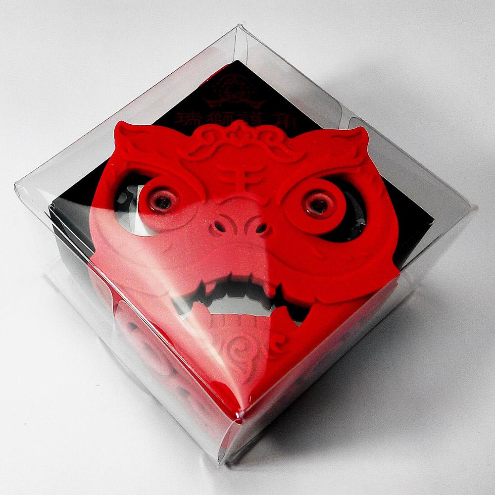 yeduo|瑞獅護角-防撞桌角(紅)