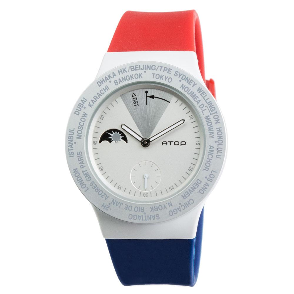 ATOP 世界時區腕錶 - VWA-Netherland 荷蘭