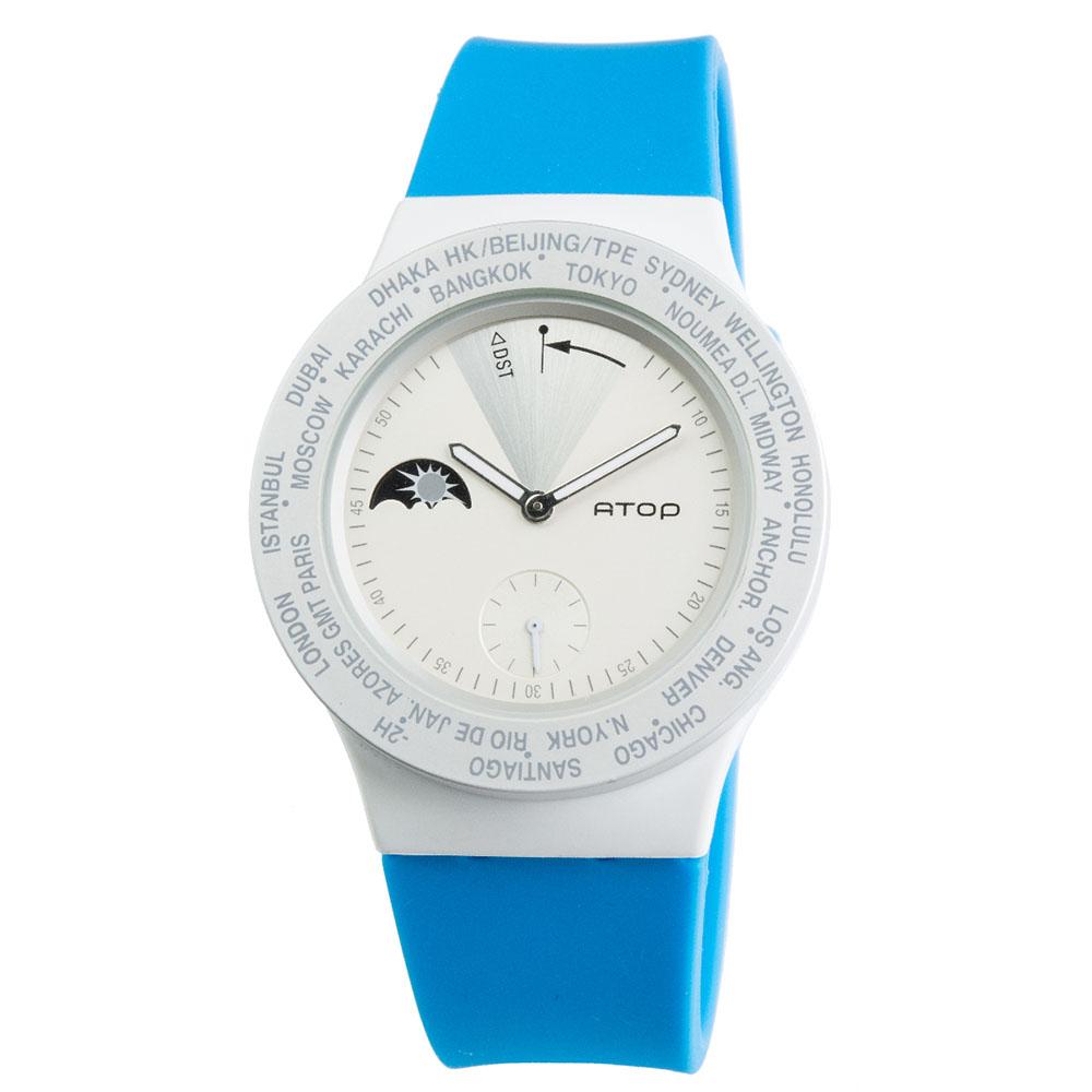 ATOP 世界時區腕錶 - VWA-Argentina 阿根廷
