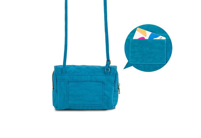 【隨身散步包】DYDASH x 隨身散步小包(散步藍藍天空)
