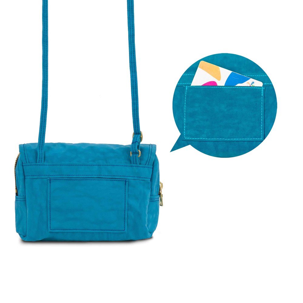 DYDASH|【散步包】隨身散步小包-散步藍藍天空