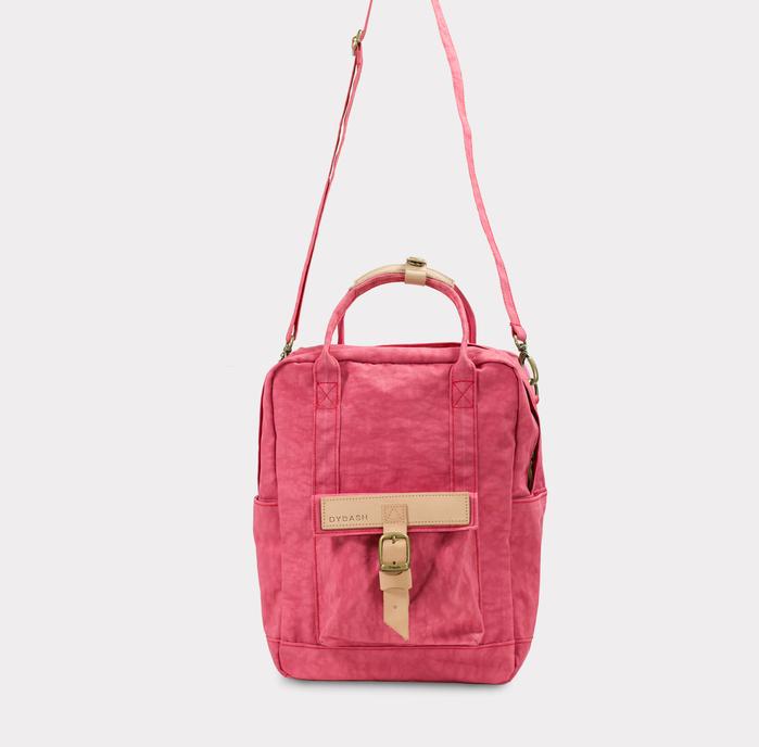 DYDASH|3way3用手提/肩背/後背包/媽媽包-小粉紅星球