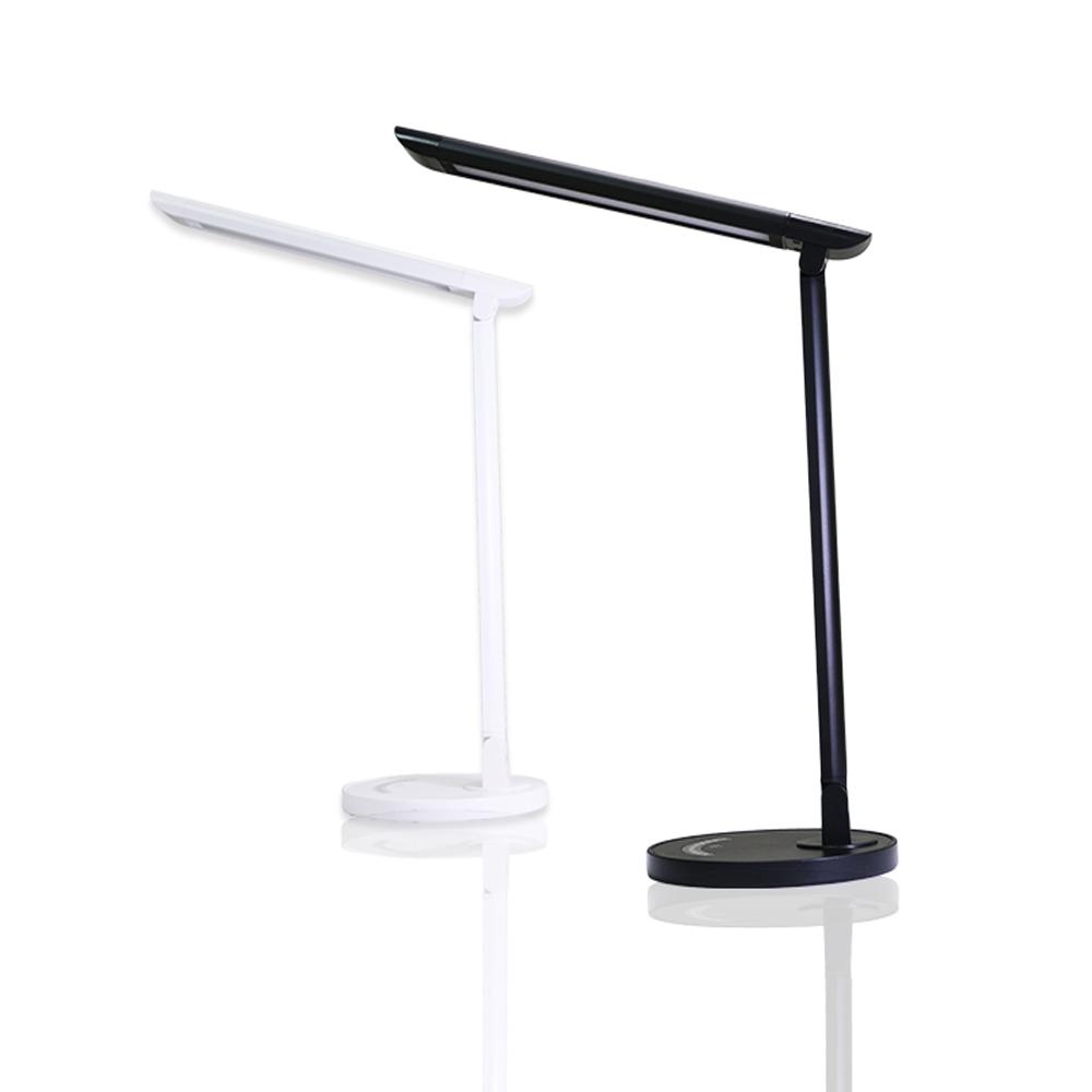 LETC | 黑白嚴選USB充電護眼檯燈