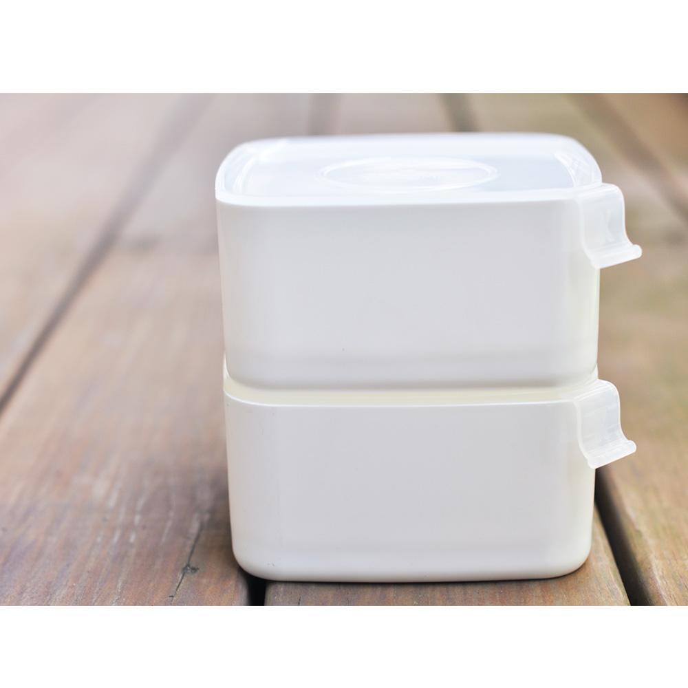 【集購】熱銷推薦 ANKOMN Choice 輕巧微波保鮮盒1公升 (2入組)