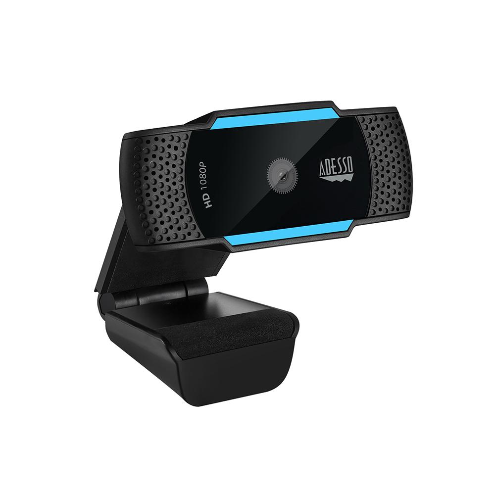 Adesso|視訊鏡頭/網路攝影機1080P HD (CyberTrack H5)