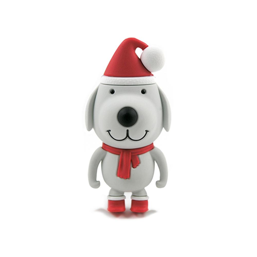 Xebe集比|聖誕狗狗 造型隨身碟(16G)