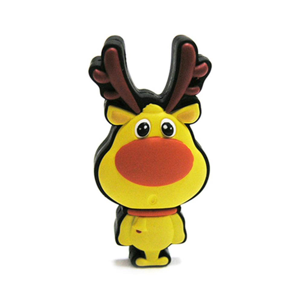 Xebe集比|聖誕麋鹿 造型隨身碟(16G)