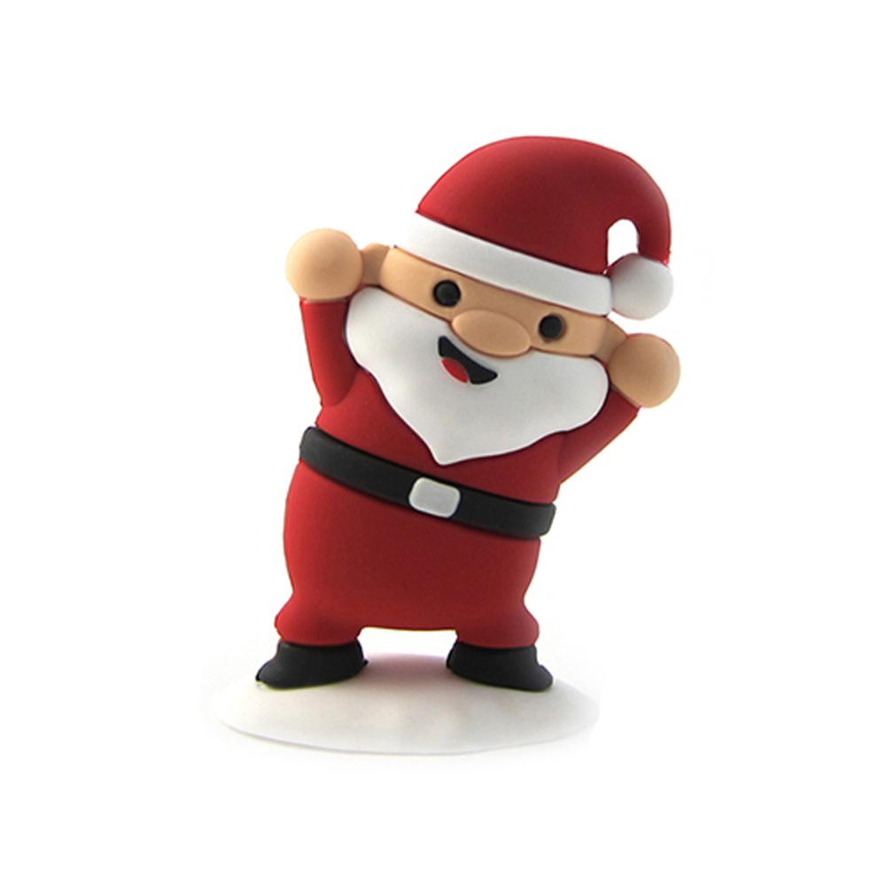 Xebe集比|聖誕老公公 造型隨身碟(16G)