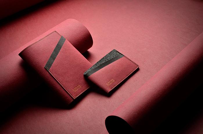 (複製)俬品創意|信用卡夾(醇酒紅)
