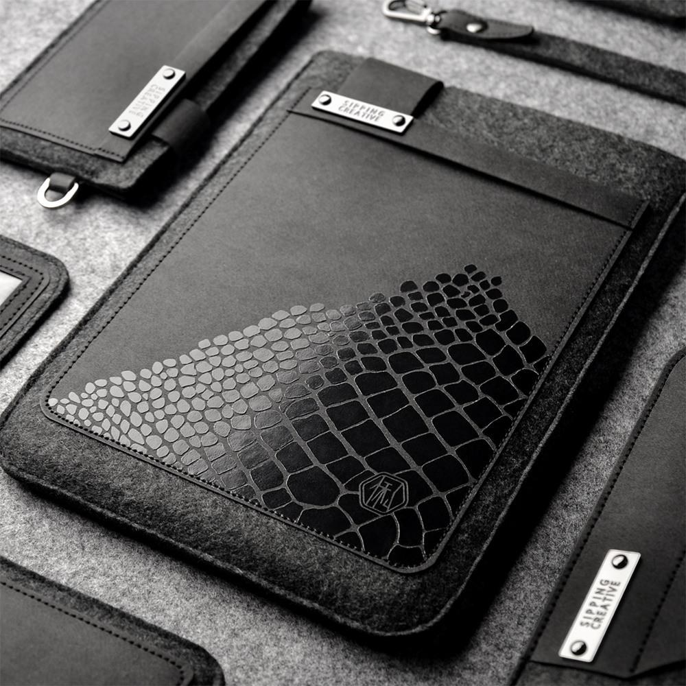 俬品創意|iPad mini 保護套(鱷魚紋)