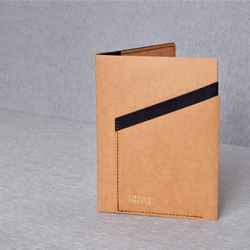 俬品創意|護照夾(時尚駝)
