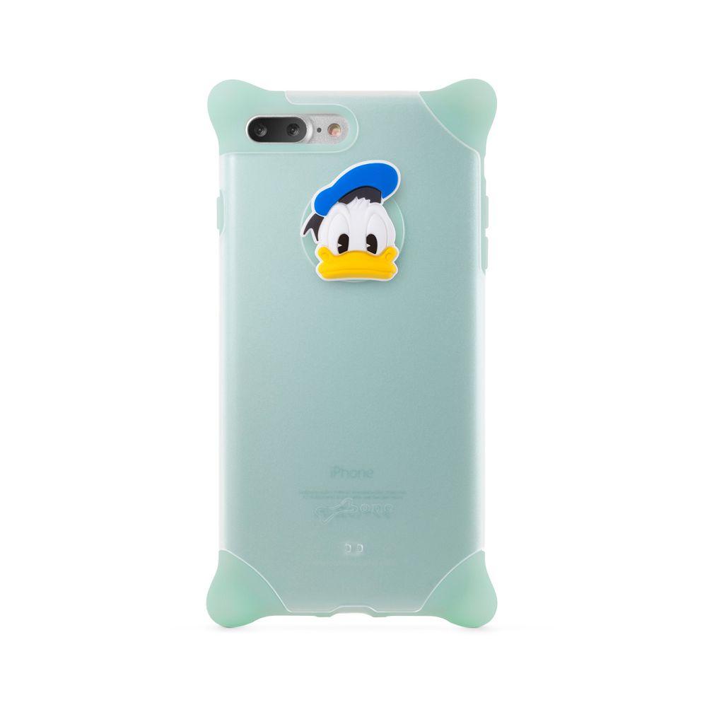 Bone|iPhone 8 Plus / 7 Plus 四角防撞 泡泡保護套 - 唐老鴨