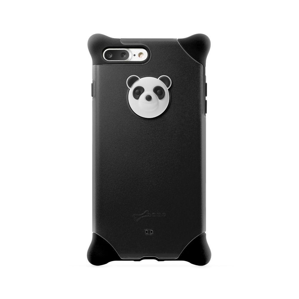 Bone iPhone 8 Plus / 7 Plus 四角防撞 泡泡保護套 - 貓熊