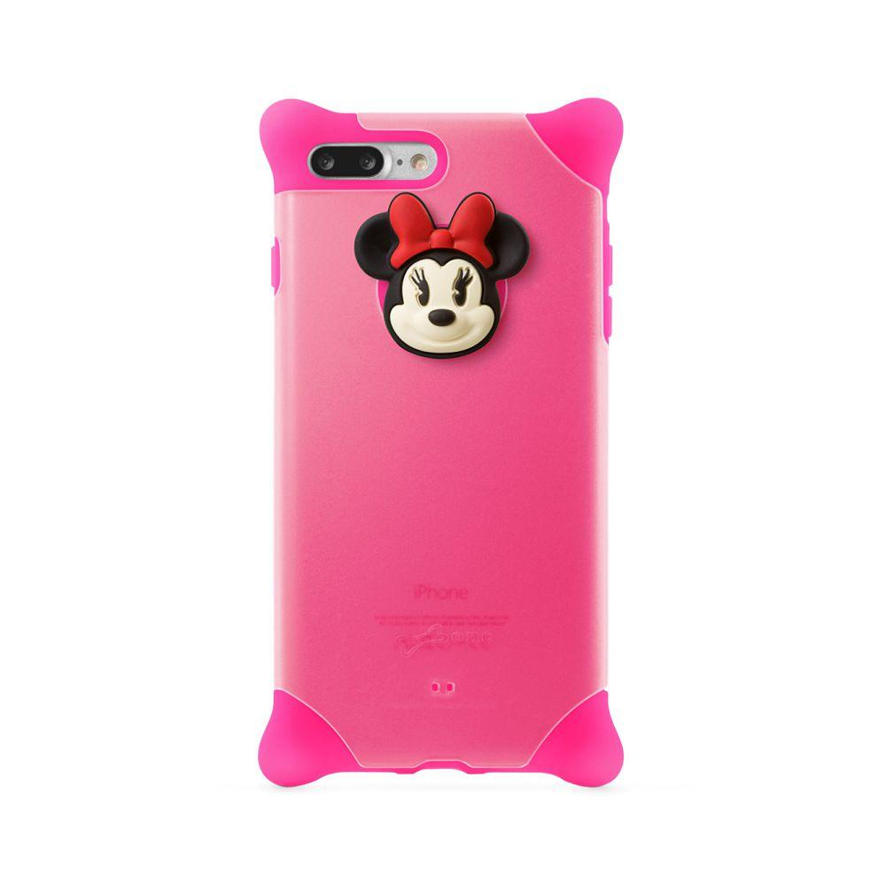 Bone|iPhone 8 Plus / 7 Plus 四角防撞 泡泡保護套 - 米妮