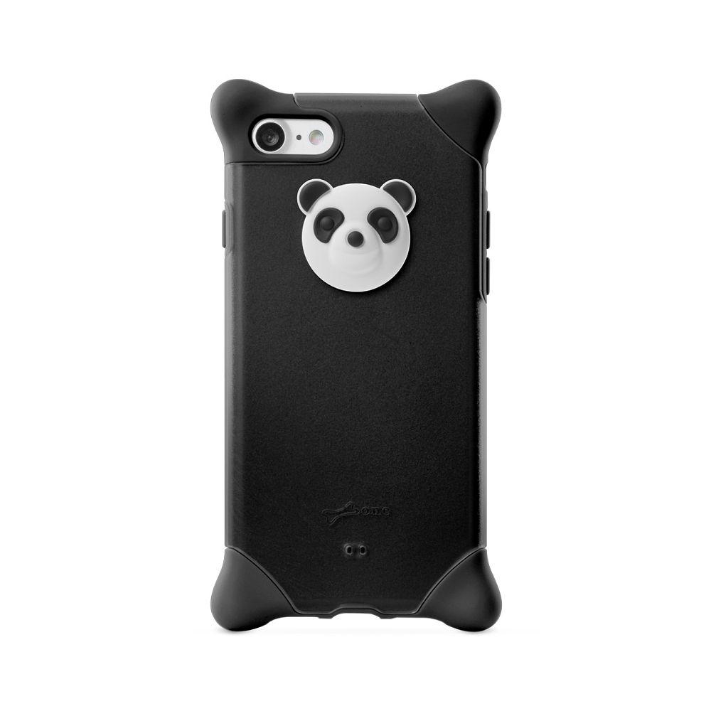 Bone iPhone SE2 / 8 / 7 四角防撞 泡泡保護套 - 貓熊