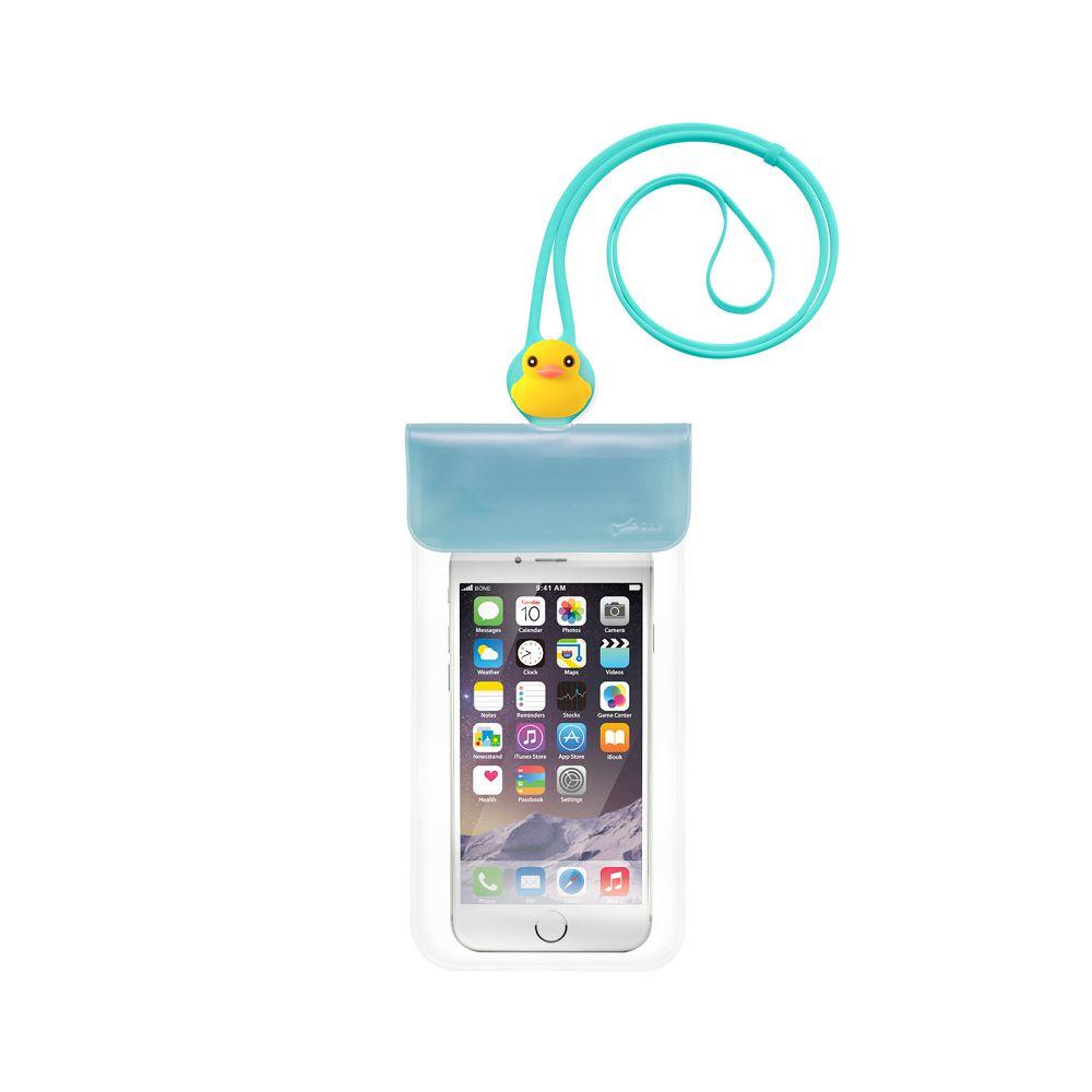 Bone|Waterproof Phone Bag 防水手機袋 - 鴨子