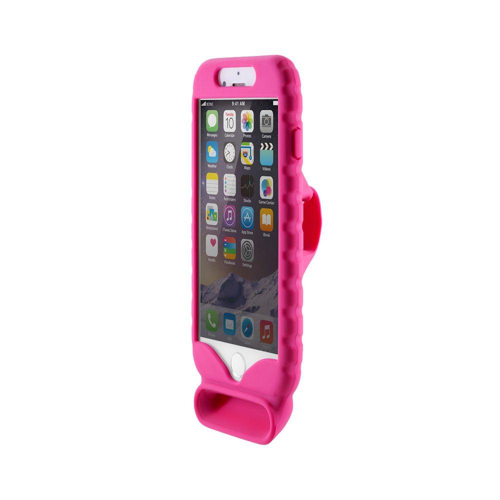 Bone Bike Horn / iPhone 8 / 7 單車揚聲器 - 桃紅色