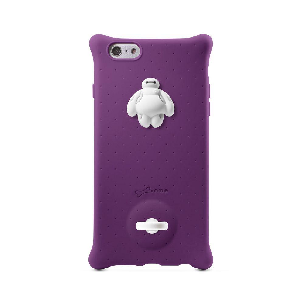 Bone|iPhone 6 Plus / 6S Plus 四角防撞 泡泡保護套 (Q環設計) - 杯麵