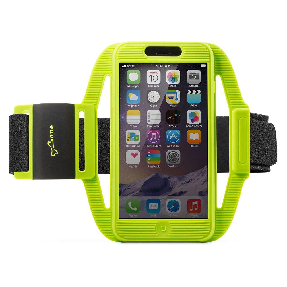 Bone|iPhone 6 Plus / 6S Plus 運動保護套 運動臂套 - 綠