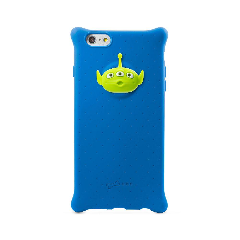 Bone iPhone 6 Plus / 6S Plus 四角防撞 泡泡保護套 手機保護 - 三眼外星人