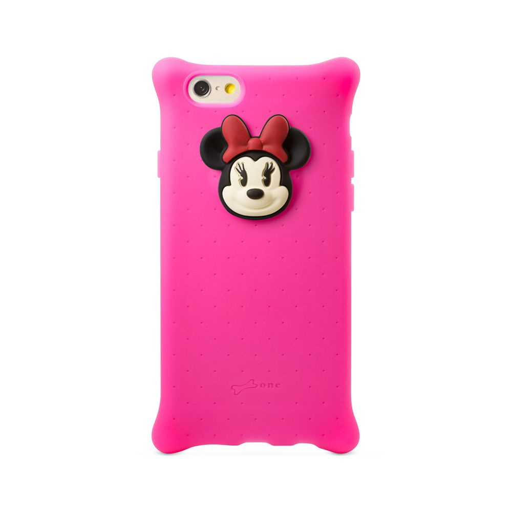 Bone|iPhone 6 / 6S 四角防撞 泡泡保護套 手機保護 - 米妮