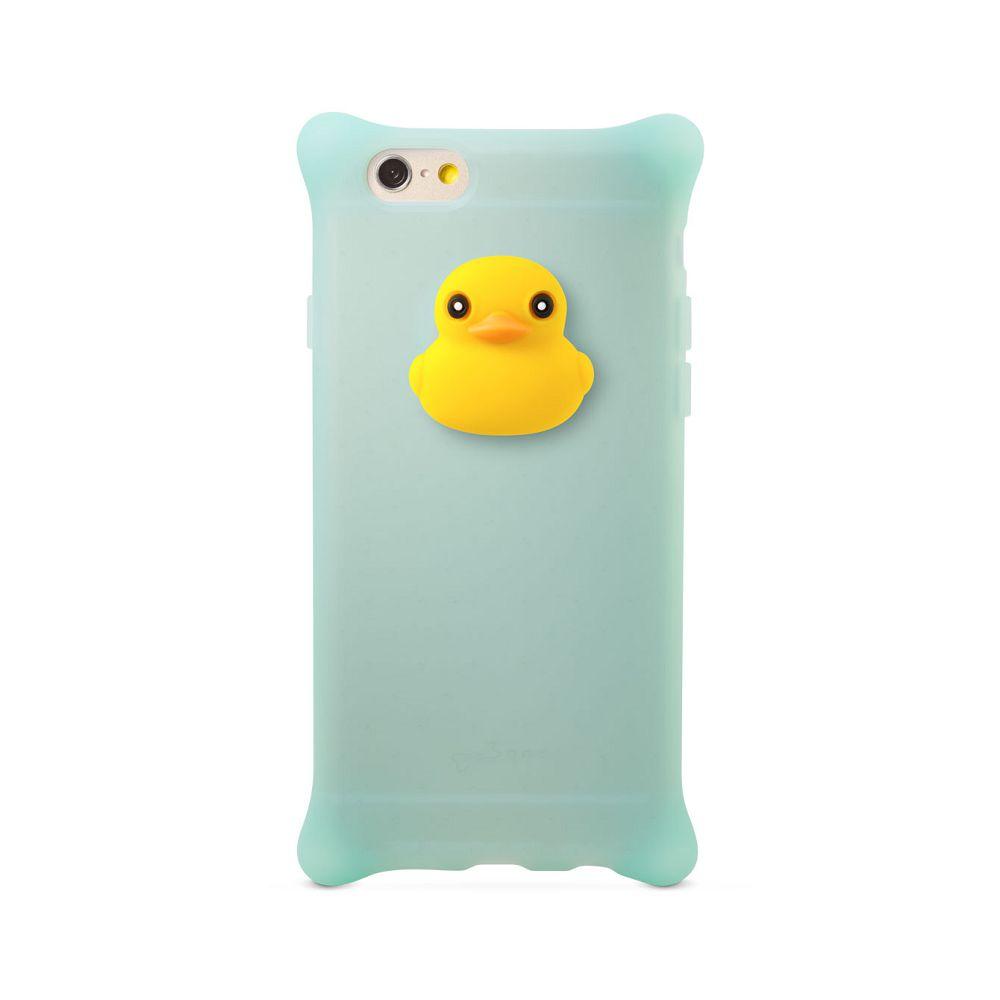 Bone|iPhone 6 / 6S 四角防撞 泡泡保護套 手機保護 - 鴨子