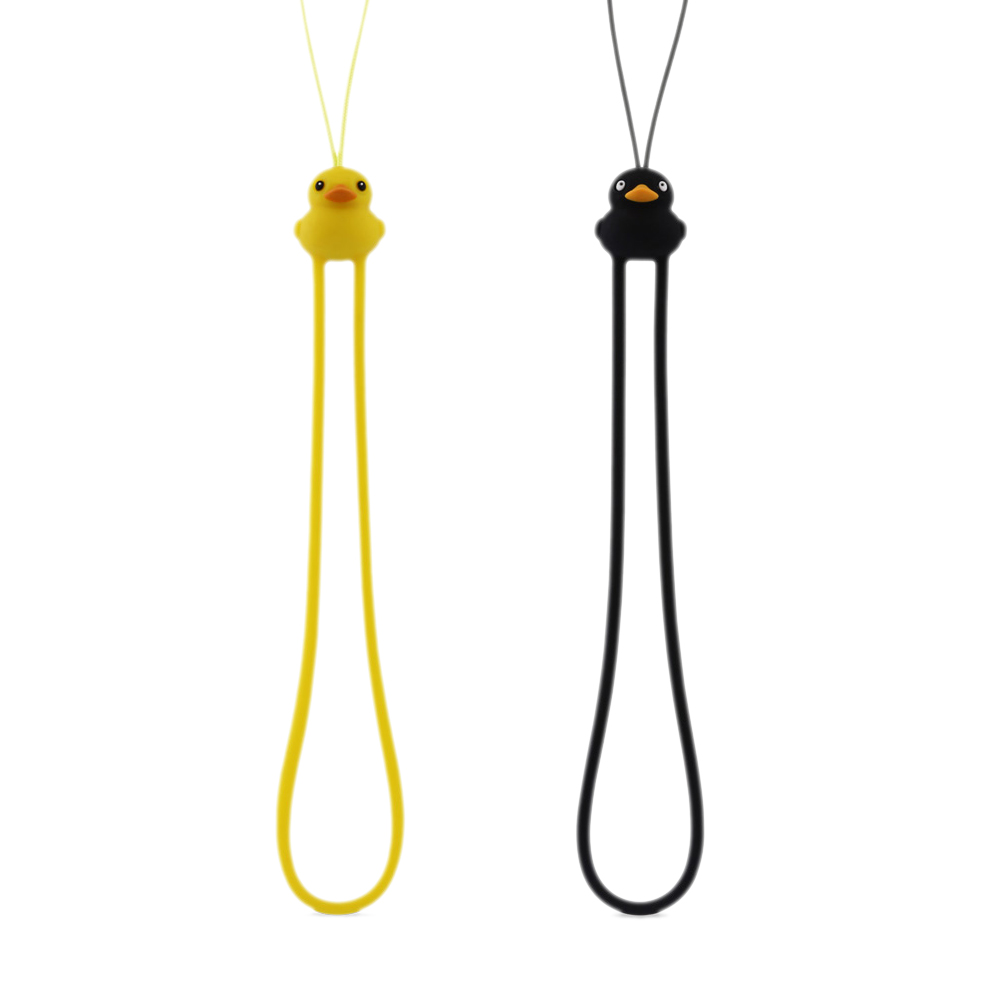 Bone|鴨子吊繩 - 黑/黃