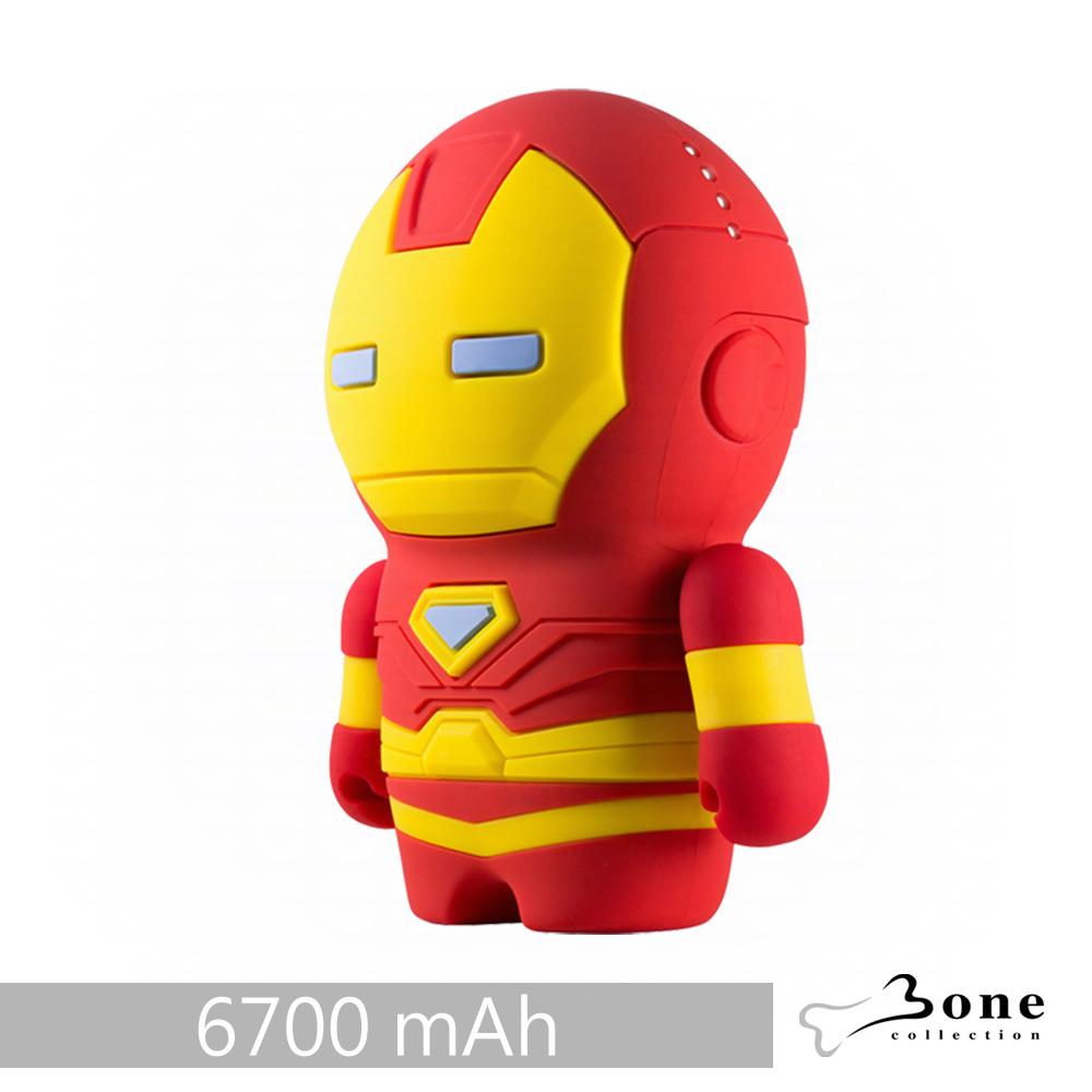Bone|鋼鐵人公仔行動電源 6700mAh