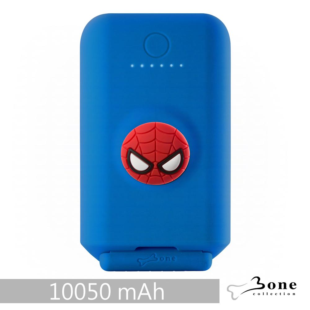 Bone|聰明立架逗扣行動電源 10050mAh - 蜘蛛人