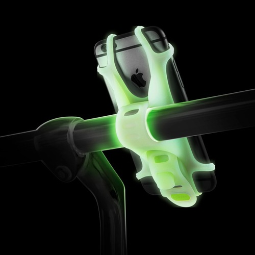Bone|Bike Tie 單車行動綁 手機支架 單車手機架 - 夜光