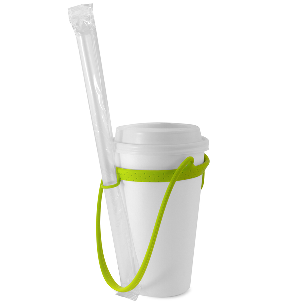 Bone | Cup Tie 環保矽膠飲料杯綁 - 企鵝