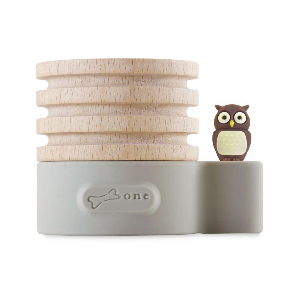 Bone|Wood Diffuser 原木擴香台 - 貓頭鷹