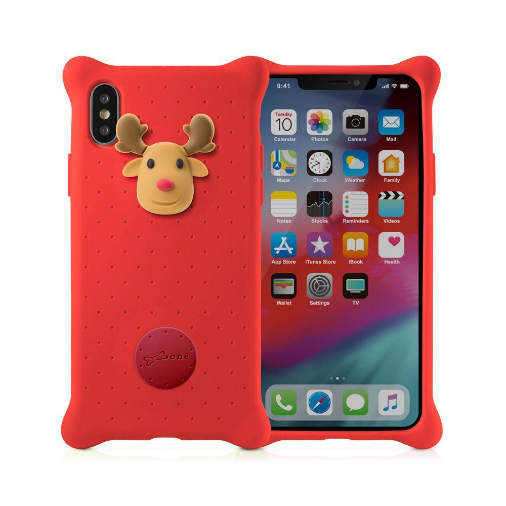 Bone|iPhone XS 手機殼 泡泡保護套 (5.8吋)