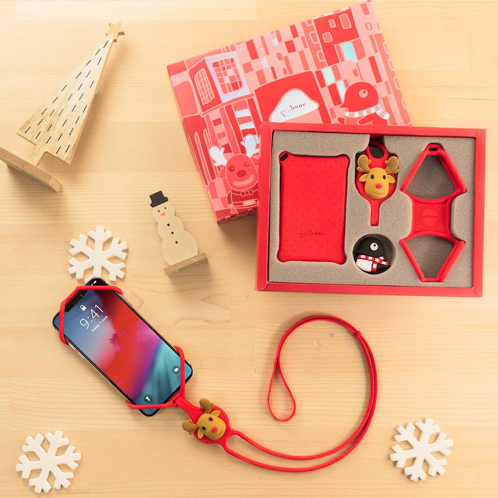 Bone|Lanyard Gift 頸掛繩聖誕禮盒