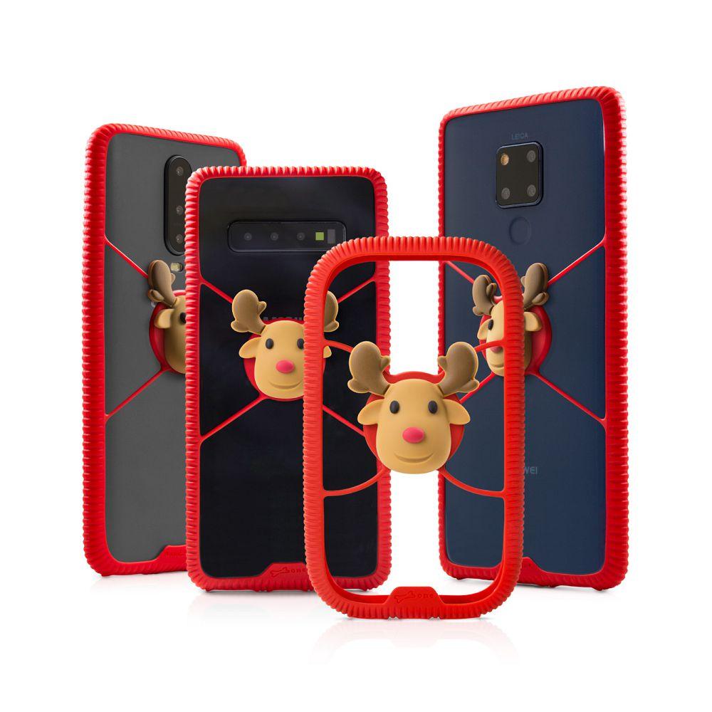 Bone|Phone RingTie 通用防滑環形手機綁 - 派提鴨