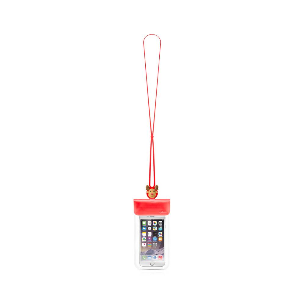 Bone|Waterproof Phone Bag 防水手機袋 - 麋鹿