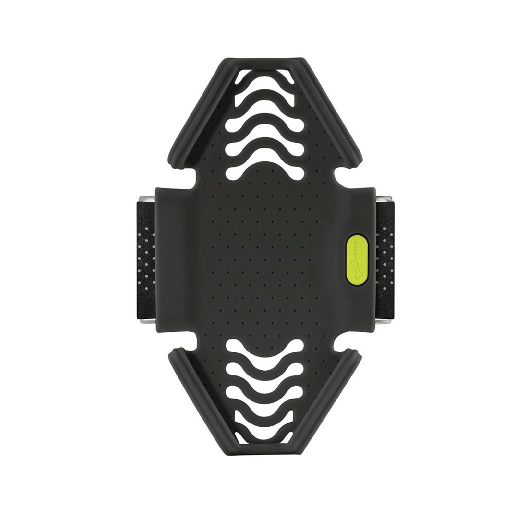 Bone | 跑步手機綁 通用運動臂套(手腕) - 黑色(XS)