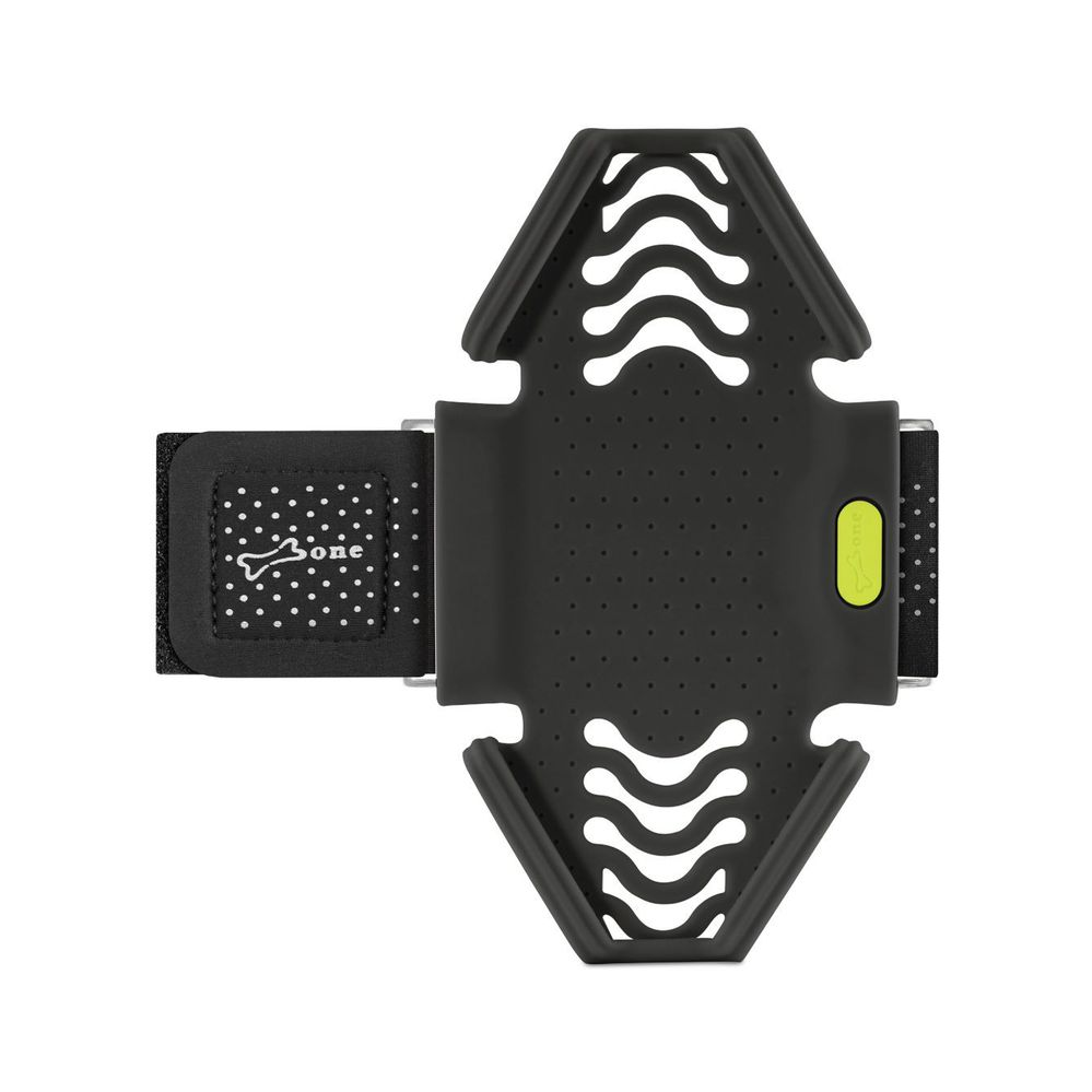 Bone | 跑步手機綁 通用運動臂套(手腕) - 黑色(S)